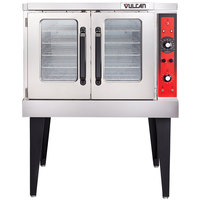 Vulcan VC3ED-480/3 Single Deck Full Size Electric Convection Oven with Solid State Controls - 480V, 3 Phase, 12.5 kW