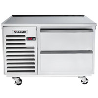 Vulcan ARS36 36 inch 2 Drawer Refrigerated Chef Base