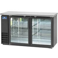 Arctic Air ABB60G 61 inch Glass Door Back Bar Refrigerator
