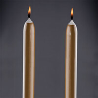 Will & Baumer 15 inch Gold Chace Candle 2 / Pack