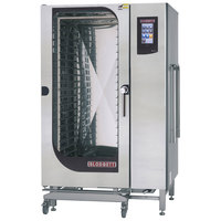 Blodgett BCT-202E Roll-In Electric Combi Oven with Touchscreen Controls - 480V, 3 Phase, 60 kW