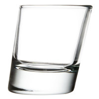 Libbey 11006521 Pisa 1.75 oz. Slanted Shot Glass - 12/Case