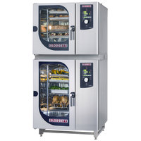 Blodgett BLCM-61-101G Liquid Propane Double Boilerless Combi Oven with Dial Controls - 58,000 / 87,000 BTU