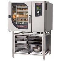 Blodgett BCM-61E-PT Pass-Through Electric Combi Oven with Dial Controls - 240V, 3 Phase, 9 kW