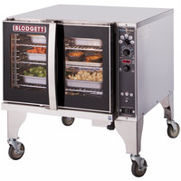 Blodgett HV-100G-NAT Natural Gas Single Deck Additional Unit Full Size Hydrovection Oven - 60,000 BTU