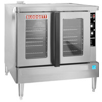 Blodgett Zephaire-200-E Additional Model Full Size Bakery Depth Electric Convection Oven - 240V, 3 Phase, 11 kW