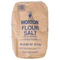 Morton 50 lb. Bulk Salt Powder