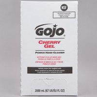 GOJO® 7290-04 TDX 2000 mL Cherry Gel Pumice Hand Cleaner