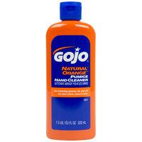 GOJO® 0951-15 7.5 oz. Natural Orange Pumice Hand Cleaner