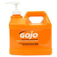 GOJO® 0948-04 1/2 Gallon Natural Orange Smooth Hand Cleaner