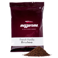 Ellis Mezzaroma French Vanilla Brulee Ground Coffee - (24) 2.5 oz. Packets / Case   - 24/Case