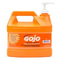 GOJO® 0945-04 1 Gallon Natural Orange Smooth Hand Cleaner