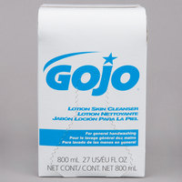 GOJO® 9112-12 800 mL Lotion Skin Cleanser