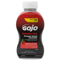 GOJO® 2354-08 10 oz. Cherry Gel Pumice Hand Cleaner