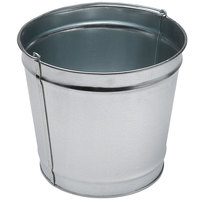 Commercial Zone 794400 12 Qt. Cigarette Receptacle Replacement Metal Pail