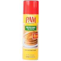 PAM 17 oz. High Yield Canola Release Spray - 6/Case