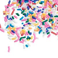 Rainbow Sprinkles - 25 lb.