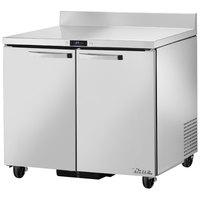 True TWT-36~SPEC1 36 inch Spec Series Work Top Refrigerator