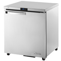 True TUC-27F-ADA-HC~SPEC1 27 inch Spec Series ADA Height Undercounter Freezer