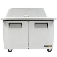 True TSSU-48-18M-B-ADA-HC 48 inch Mega Top ADA Height Salad / Sandwich Refrigerator
