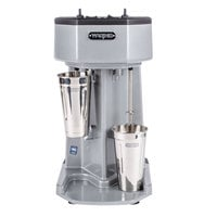 Waring WDM240 Double Spindle Three Speed Drink Mixer - 120V