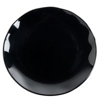Black Pearl Two-Tone Dinner Plate - 10 1/2 inch 6/ Pack