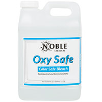 Noble Chemical 2.5 Gallon Oxy Brite Color-Safe Bleach - 2/Case