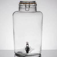 Core 2 Gallon Country Glass Beverage Dispenser