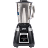 Waring BB320S Blade 48 oz. Bar Blender with Stainless Steel Container and Electronic Keypad Controls - 120V