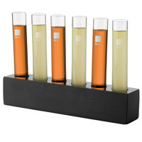 Libbey 56817YS6 2 oz. (60mL) 7-Piece Chemistry Bar Test Tube Shooter Set   - 4/Case