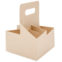 LBP 29500 4 Cup Drink Carrier - 200 / Case