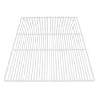True 908771 White Coated Wire Shelf - 28 3/8 inch x 22 1/4 inch