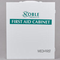 Noble Products 933-Piece 3 Shelf Class B First Aid Kit Cabinet