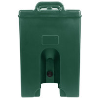 Cambro 250LCDPL519 Camtainer 2.5 Gallon Green Insulated Soup Carrier