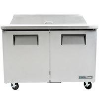 True TSSU-48-12-HC 48 inch Sandwich / Salad Prep Refrigerator