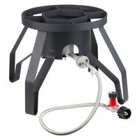 Backyard Pro Single Burner Outdoor Patio Stove / Range