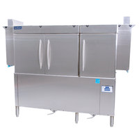 Jackson RackStar 66 Single Tank High Temperature Conveyor Dish Machine - Right to Left - 208V, 3 Phase