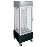 Hatco PFST-1XB Flav-R-Savor 8 Rack Pizza Holding Cabinet with Base - 120V, 1767W