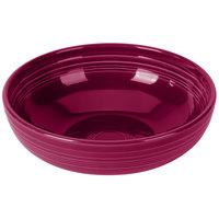 Homer Laughlin 1472341 Fiesta Claret 96 oz. Extra Large Bistro Bowl - 4/Case