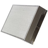 Wells WL0107 HEPA Charcoal Filter Assembly - 20 inch x 23 inch