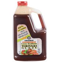 Kikkoman 5 lb. Less Sodium Preservative Free Teriyaki Glaze - 6/Case