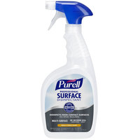 Purell 3342-03 32 oz. Fresh Citrus Professional Surface Disinfectant   - 3/Case
