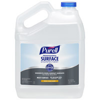 Purell 4342-04 1 Gallon Fresh Citrus Professional Surface Disinfectant   - 4/Case