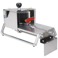 Vollrath 15103 Redco InstaSlice 1/4 inch Fruit and Vegetable Cutter with Scalloped Blades