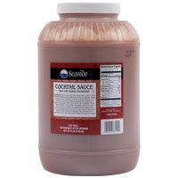 Tulkoff 133082 8 lb. Seaside Cocktail Sauce   - 4/Case