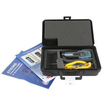 Cooper-Atkins 93233-K EconoTemp Kit with -40 to 500 Degrees Fahrenheit Thermocouple, 3 K-Type Probes, Wall Mount, and Case