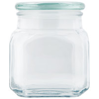 Anchor Hocking 95517 32 oz. Glass Emma Jar with Glass Lid
