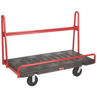 Rubbermaid 4464 A-Frame 60 inch x 30 inch Panel Truck - 2000 lb. Capacity