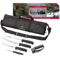 Victorinox 57615 6-Piece Fibrox Knife Set with Carrying Case
