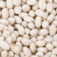 Dried Small White Beans - 20 lb.